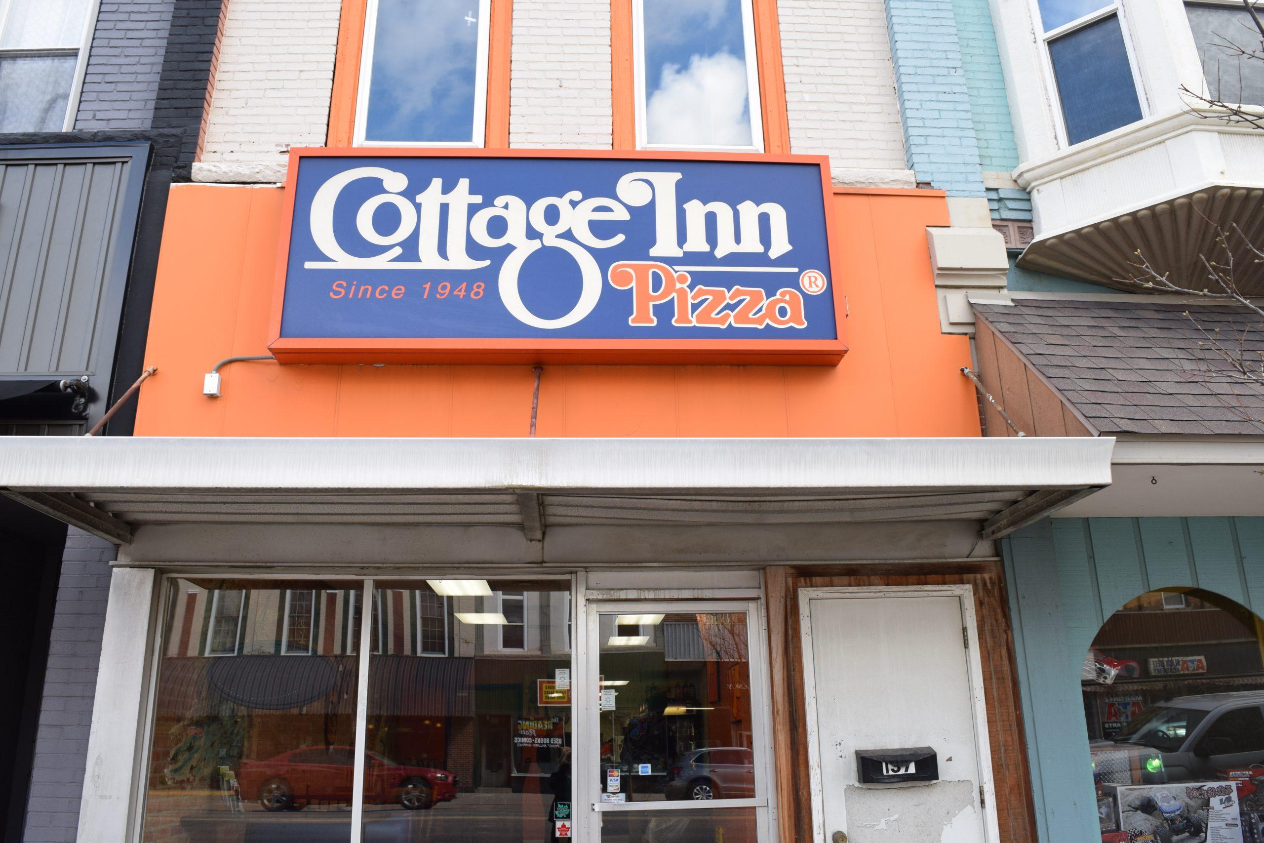 Cottage Inn Pizza Charlotte