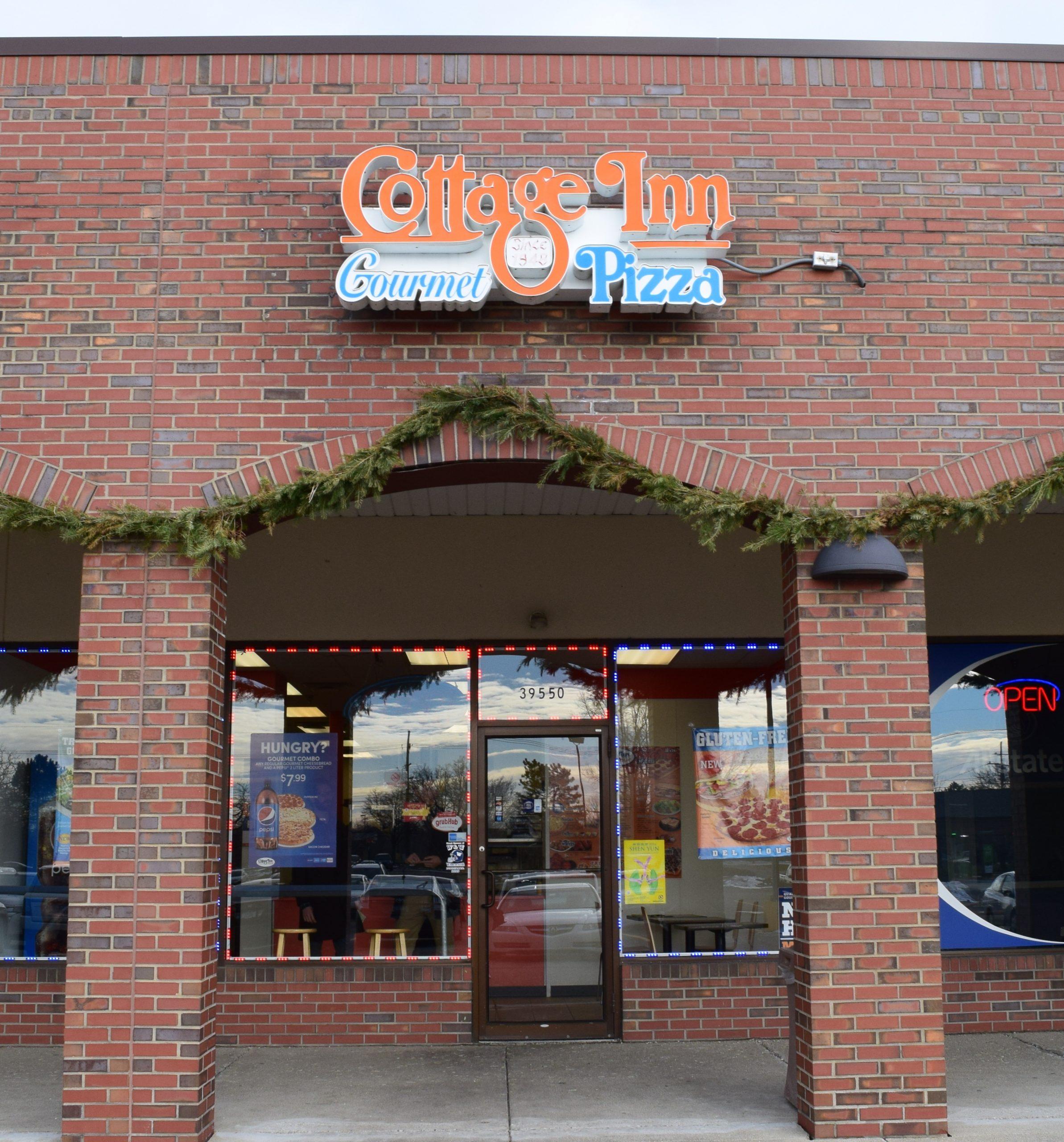 Cottage Inn Pizza Commerce