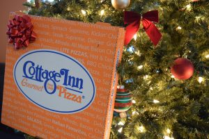 Happy Holidays from Cottage Inn Pizza