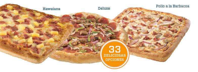 Pizza Gourmet