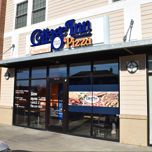 Pleasant Cottage Inn Pizza 10745 48Th Ave Ste A110 Allendale Michigan Download Free Architecture Designs Xoliawazosbritishbridgeorg