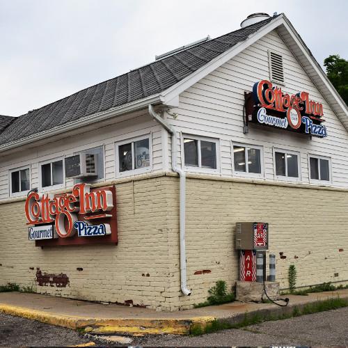 Huron View Apartments In Ypsilanti Michigan: Cottage Inn Pizza, 1767 S Huron St Ypsilanti, Michigan